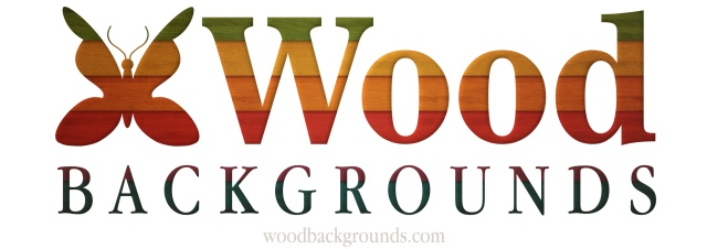 WoodBackgrounds-com Colored Wood Planks Texture Logo